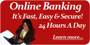 online-banking, it's fast, esy and secure